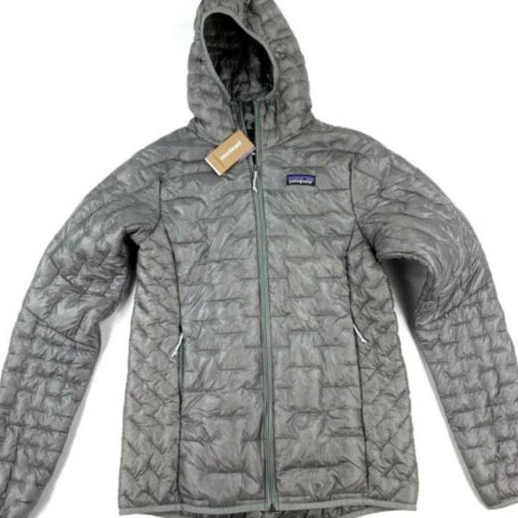 Patagonia Jackets & Blazers - Patagonia Women's Large Micro Puff Hoody Jacket